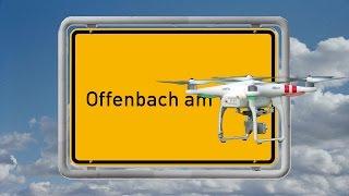 Скачать Multicopterflug In Offenbach Am Main