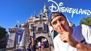 Hide and seek in Disneyland!