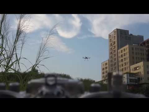 Octocopter | Drone for Research