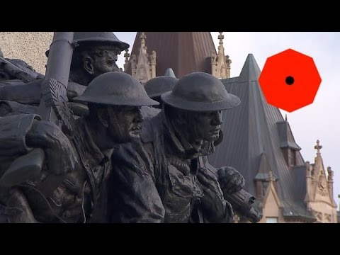 Remembrance Day 2016: Highlights From Ottawa