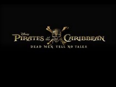 """""""Pirates of the Caribbean: Dead Men Tell No Tales"""" OFFICIAL TRAILER #1"""