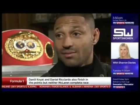 Brook 'I Don't Know Why Khan Doesn't Take The Fight'