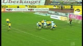 Sa 06.12.2003, 15:30 Uhr:  TSV 1860 München - Hansa Rostock