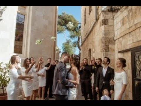 OUR  ISRAELI  WEDDING | JERUSALEM | 1.4.19