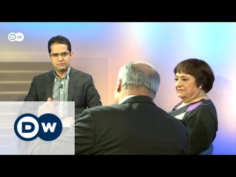 "Quadriga: Refugee Chaos - ""Mama Merkel's"" downfall? | Quadriga"