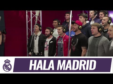 BEHIND THE SCENES: Making of 'Hala Madrid y Nada Más'
