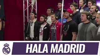 "BEHIND THE SCENES: Making of ""Hala Madrid Y Nada Más"""
