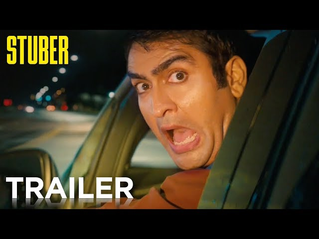 Stuber | International Trailer | 20th Century FOX