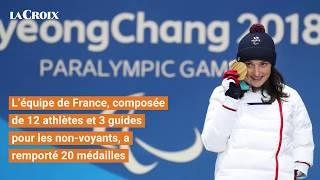 À Pyeongchang, le record des Bleus aux Jeux Paralympiques d'hiver