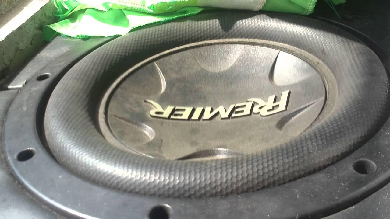 Bocinas De Pioneer Premier By Jordan Hernandez Mb Quart Da112001 Car Amplifier 400 W Rms 1200 Pmpo 1