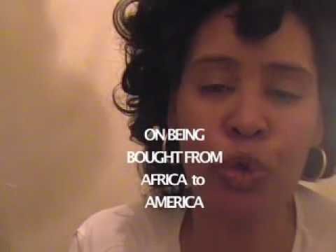 Poetry of 5 African American Women on Straight Up! out of Brooklyn Part 1