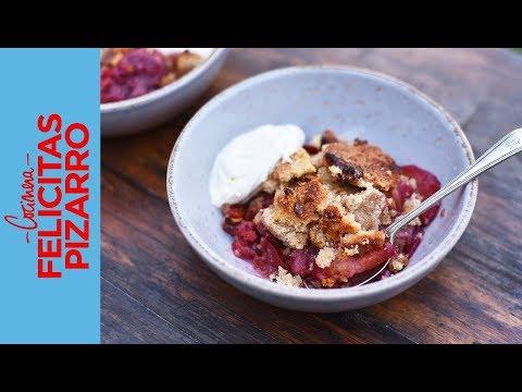 Cobbler de Frutas | Felicitas Pizarro