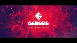 Genesis 15.09.2018 trailer