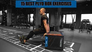 25 Best Plyo Box Exercises for Athletes