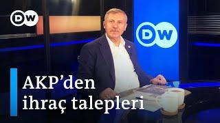 AKP'den ihracı istenen Özdağ: Konuşmalarımıza tahammül edemediler - DW Türkçe