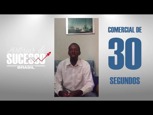 História de sucesso - Francisco José da Silva