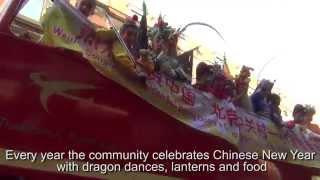 Chinatown Stories (British Chinese Workforce Heritage)