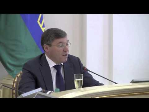 Владимир Якушев губернатор Тюменской области