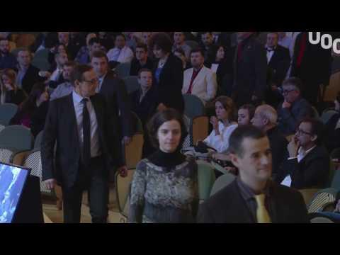 Acte de graduació de Barcelona UOC-2016 (segona sessió)