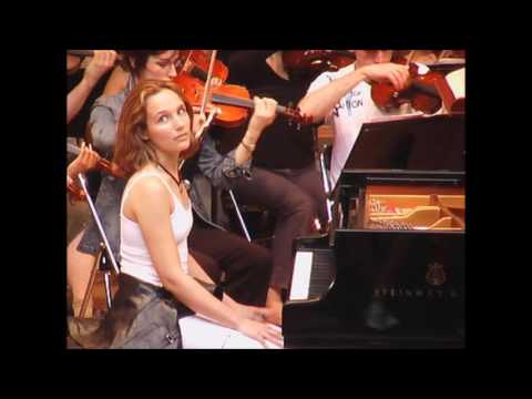 Whole Astrology Artists Spotlight--French Pianist Helene Grimaud