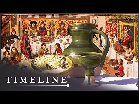 Medieval Cooking | A Cook Back In Time (Medieval Food Documentary) | Timeline