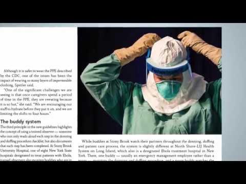 J&J 2014 Year in Review: Ebola Educational Initiative
