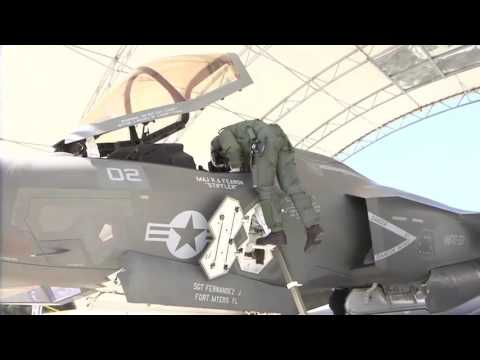 F 35B Lightning II • Prepared For Airshows