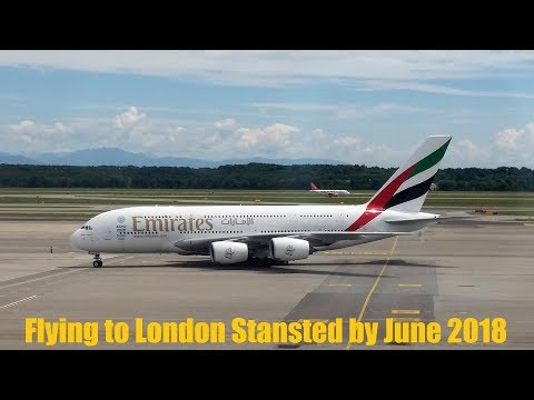 Emirates to launch flights to London Stansted with the Boeing B777-300 - Dec 2017