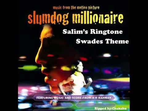 salim s ringtone slumdog millionaire youtube