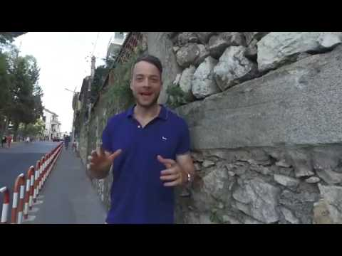 Hamish Blake follows his roots to Sicily!