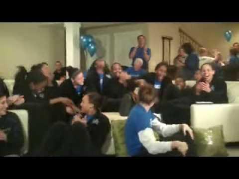 UK Hoops celebrates NCAA Tournament selection