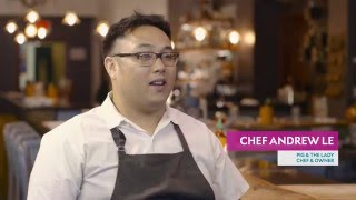 Hawaiian Airlines Featured Chef Series: Chef Andrew Le thumbnail