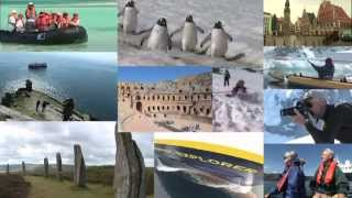 Lindblad National Geographic Explorer Ship  & Travel Videos
