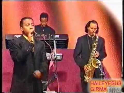 Amharic music by Haileyesus Girma ethio music