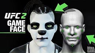 EA SPORTS UFC-2 - Wie Sie mit PHOTO GAME FACE & ERSTELLEN, der ALLE WEIßEN LEERE HAUT