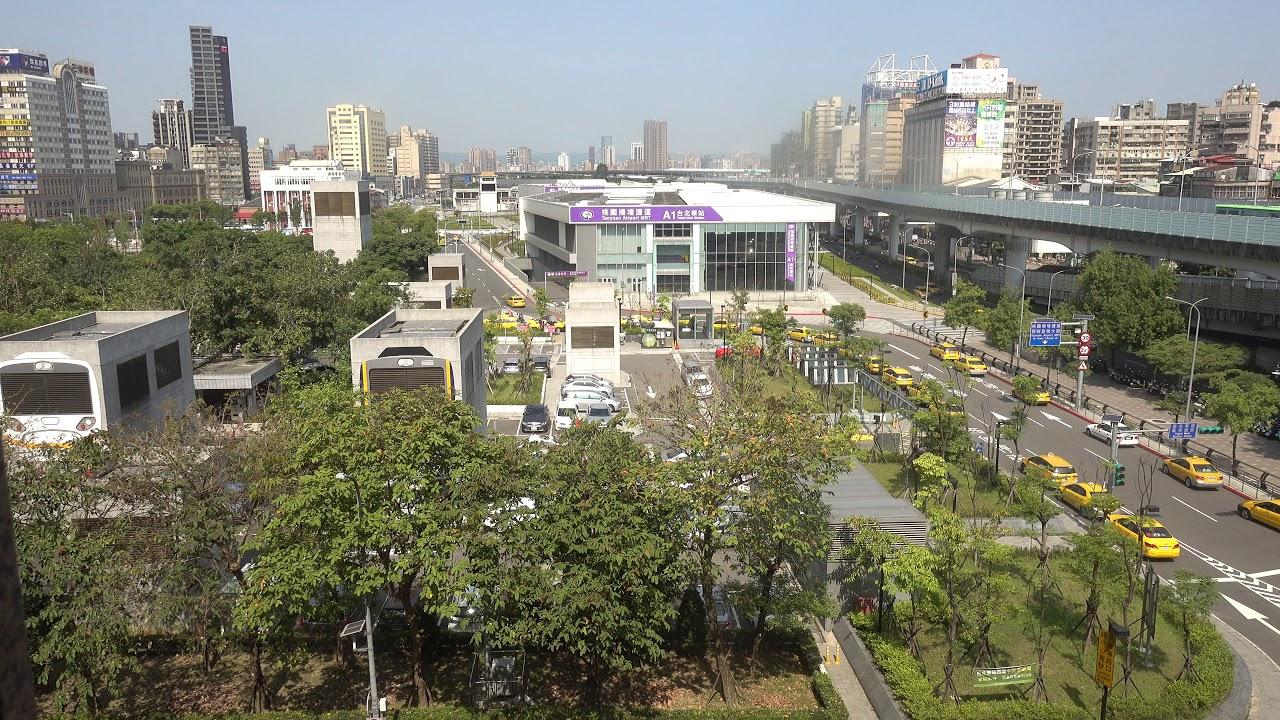 桃園機場捷運 A1臺北車站 Taoyuan Metro - YouTube