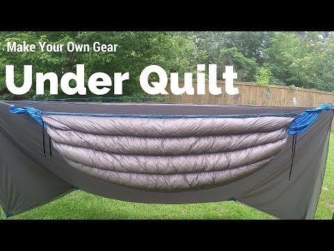 23 diy 30 degree under quilt 23 diy 30 degree under quilt   youtube  rh   youtube