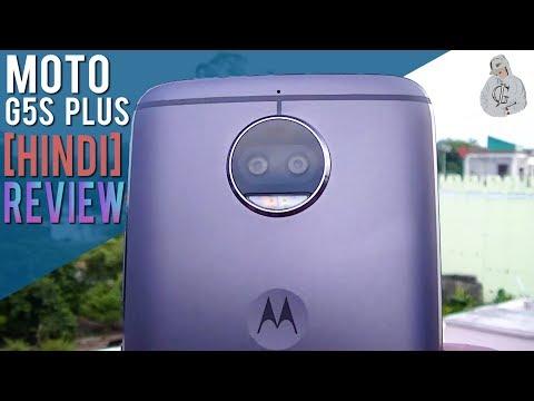 MOTO G5s PLUS HINDI REVIEW