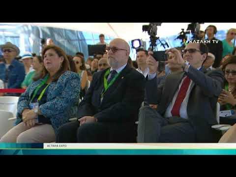 Астана Expo №17 (21.08.2017) - Kazakh TV