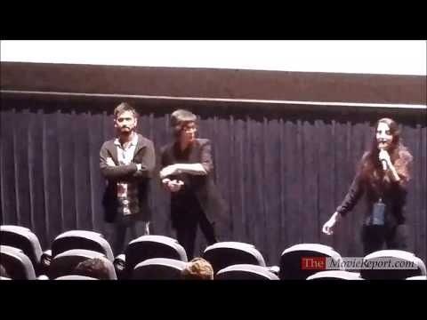THE HUNGRY filmmaker Q&A at Indian Film Festival of Los Angeles - April 13, 2018