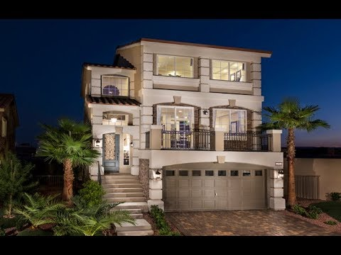 AWESOME HOUSE by American West Homes 3-story 3026 sq ft in Las Vegas, Nevada, USA!