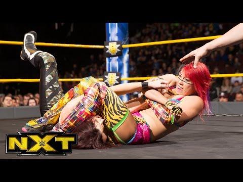 Asuka vs. Nicole Matthews: WWE NXT, Nov. 30, 2016