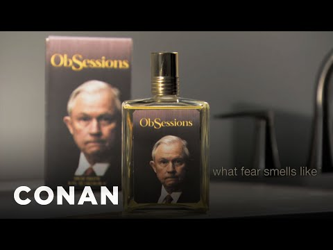 Introducing: ObSessions By Jeff Sessions  - CONAN on TBS