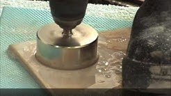 the How to tile cutting & drilling for tilers when tiling & hole sawing is needed even for glass