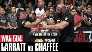 WAL 504: Dave Chaffee vs Devon Larratt (Official Video) Full Match