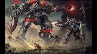 Война роботов|War Robots|Самодельный мультик.