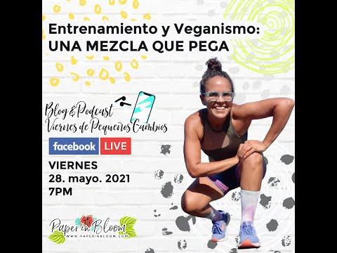 Entrenamiento y Veganismo:Una Mezcla que Pega /Entrevista Aliana Acevedo