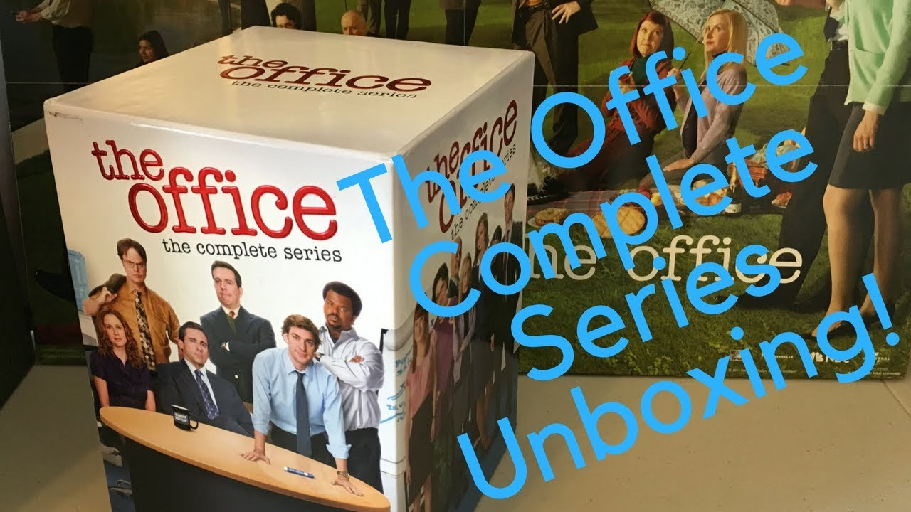 The Office: Complete Series DVD Unboxing and Review