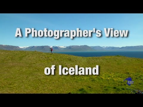 A Photographers View Of Iceland