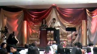 Geet n Suresh , humsafar Mere Humsafar karaoke song